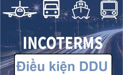 Điều kiện giao hàng DDU